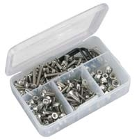 RC Screwz Traxxas Slash 4x4 Stainless Steel Screw Kit, RCZTRA039