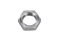 RedCat BS936-002 Aluminum 17mm Wheel Nut (1pc)(Silver)