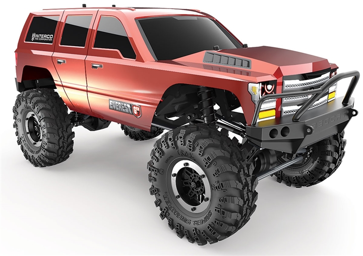 EVEREST GEN7 SPORT 1/10 SCALE, RTR