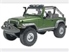 Revell 	8540-53 1/25 '03 Jeep Rubicon