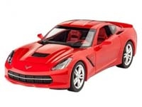 Revell 854350 1/25 2014 Corvette Stingray