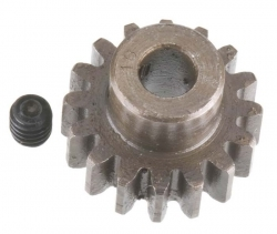 Robinson Racing Extra Hard Steel Mod1 Pinion Gear w/5mm Bore (16T), RRP1216