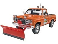Revell 857222 1/24 GMC Pickup w/Snow Plow