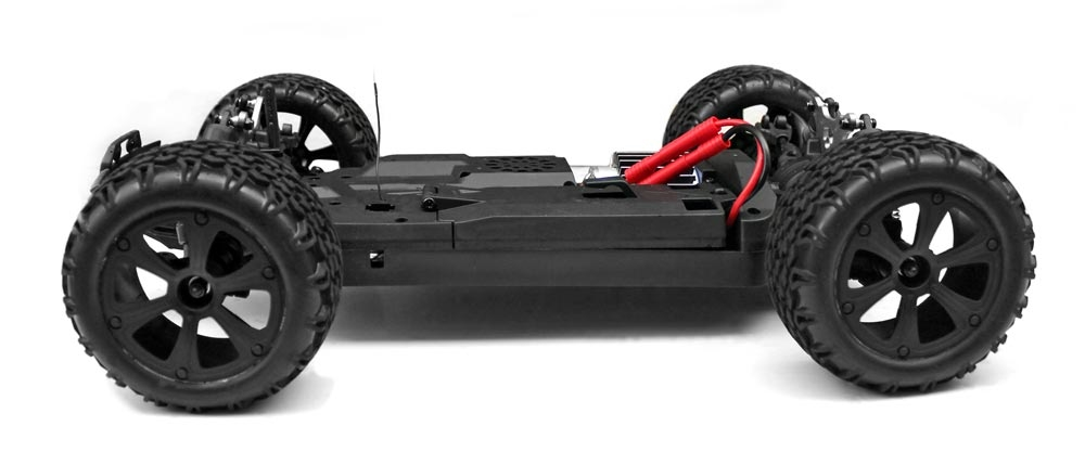 1//10 Scale Blue//Silver Vehicle Battery /& Charger Included Redcat Racing Brushless Electric Tornado EPX PRO Buggy with 2.4GHz Radio