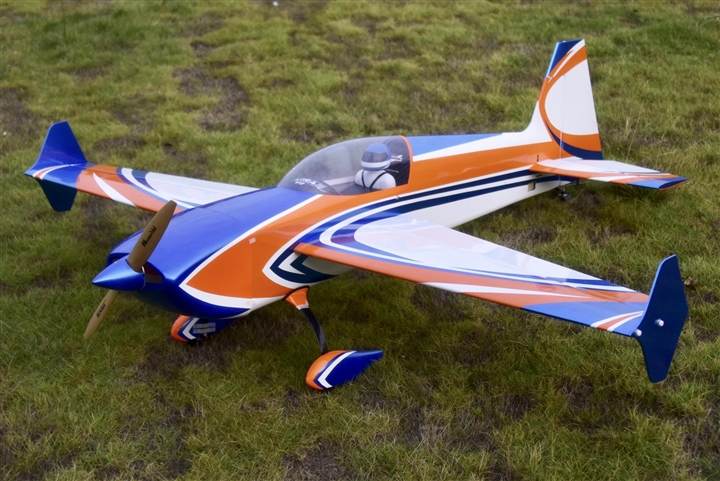 "Skywing RC  73"" Extra300-V2-B-covering 35CC/120E"