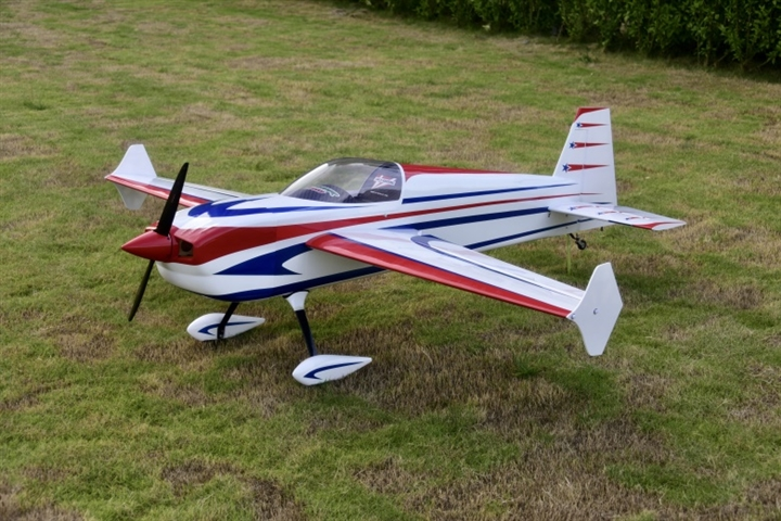 "Skywing RC 89"" Laser 260 V2 A-Covering"