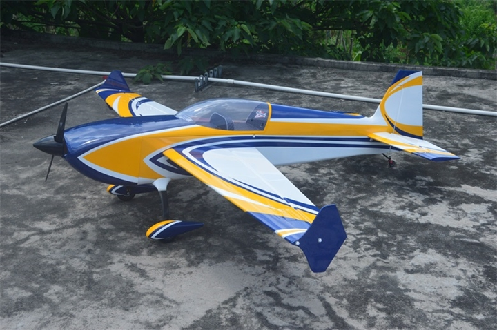 "Skywing RC 89"" Extra 300 - Yellow"