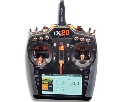 iX20 20 Channel Transmitter Only SPMR20100