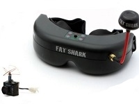 Ultra Micro FPV System with Headset (SPMVS1100)