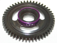 SVXS848 Hot Racing SVXS848 Steel Spur Gear (48t)(Purple) - 1/16 Traxxas