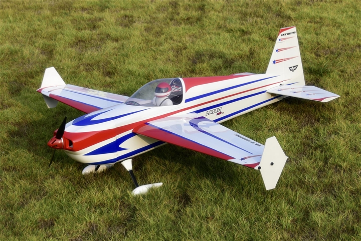 "Skywing RC 60"" Laser260-V2-A-Printing 70E"
