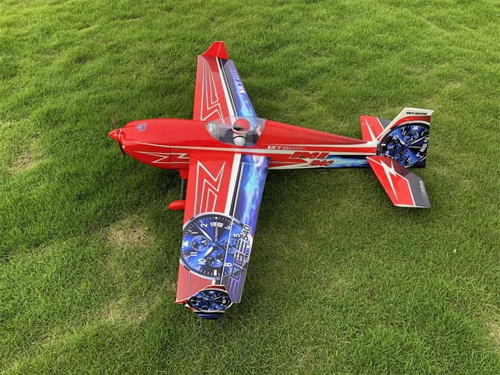 "Skywing RC 61"" Edge540-A-Printing 70E"