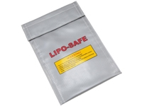 Heavy Duty Lipo Safe Storage Bag 9 x 7""