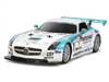 TAM51519 1/10 Scale RC Petronas Syntium Mercedes Benz SLS AMG GT3 Body Parts