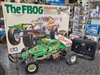 USED Original Tamiya The Frog