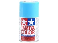 Tamiya PS-03 Ligyht Blue Polycarbonate Spray Paint, TAM86003