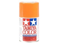 Tamiya PS-07 Orange Polycarbonate Spray Paint (TAM86007)