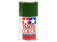 Tamiya PS-09 Green Polycarbonate Spray Paint (TAM86009)