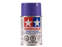 Tamiya PS-10 Purple Polycarbonate Spray Paint (TAM86010)