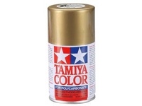 Tamiya PS-13 Gold Polycarbonate Spray Paint (TAM86013)