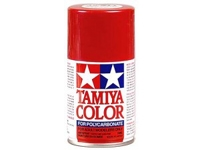 Tamiya PS-15 Metal Red Polycarbonate Spray Paint (TAM86015)