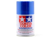 Tamiya PS-16 Metal Blue Polycarbonate Spray Paint (TAM86016)