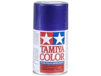 Tamiya PS-18 Metallic Purple Polycarbonate Spray Paint (TAM86018)