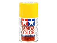 Tamiya PS-19 Camel Yellow Polycarbonate Spray Paint (TAM86019)