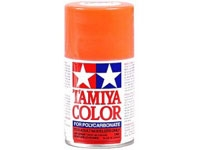Tamiya PS-20 Fluorescent Red Polycarbonate Spray Paint