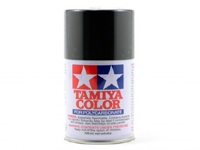 Tamiya PS-23 Gun Metal Polycarbonate Spray Paint (TAM86023)