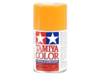 Tamiya PS-24 Fluorescent Orange Polycarbonate Spray Paint(TAM86024)