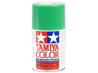 Tamiya PS-25 Bright Green Polycarbonate Spray Paint (TAM86025)