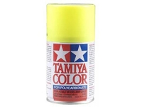 Tamiya PS-27 Fluorescent Yellow Polycarbonate Spray Paint (TAM86027)