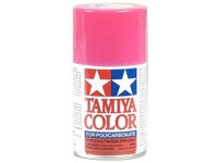 Tamiya PS-33 Cherry Red Polycarbonate Spray Paint, TAM86033