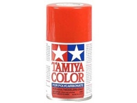 Tamiya PS-34 Bright Red Polycarbonate Spray Paint (TAM86034)