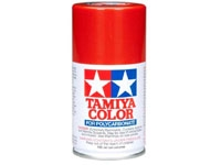 Tamiya PS-60 Mica Red Polycarbonate Spray Paint 100ml, TAM86060
