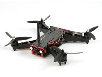 eTurbine 250 Racing Quadcopter Ready-To-Fly