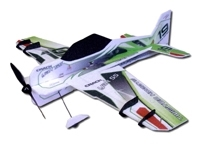 "TH 32"" EPP CRACK YAK-55 ""SUPER-LITE"" GREEN INCLUDES LG"