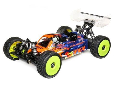 Losi 1/8 8IGHT-X 4WD Nitro Buggy Elite Race Kit (TLR04010)