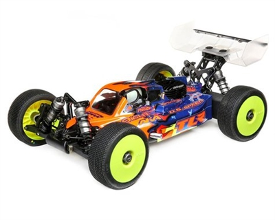 8IGHT-X Elite Race Kit: 1/8 4WD Nitro Buggy TLR04010