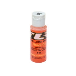 Silicone Shock Oil, 90 Wt, 2 Oz, TLR74017