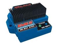 Traxxas EVX-2 Waterproof FWD/REV ESC, Dual-Battery Dual-Motor (This Item is new, but taken from a disassembled truck.)