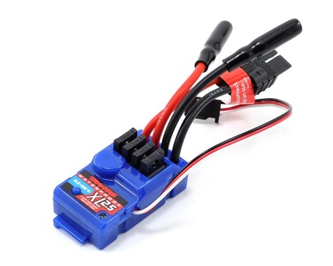 Traxxas 3024R XL-2.5 ESC w/Low Voltage Detection (Waterproof)