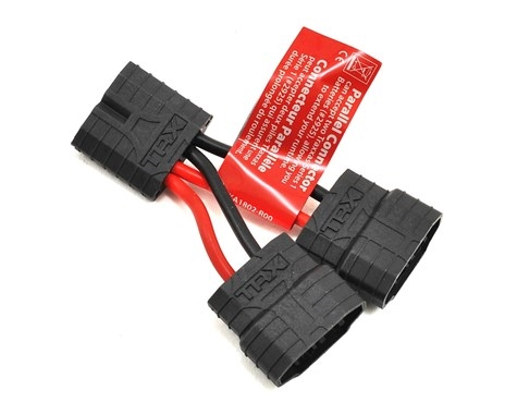 Traxxas Parallel Battery Wire Harness (Traxxas ID) for use with 2/3A battery packs only TRA3064X