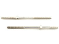 Traxxas 62mm Turnbuckle (2) TRA3139