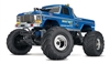 Traxxas 36034-1 1/10 Bigfoot Classic 2WD Monster Truck Brushed RTR, Blue (TRA36034-1) TRA36034-1BLUEX