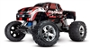 Traxxas 360544 Stampede 1/10 2wd XL-5 NO BATTERY/CHARGER - Red