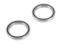 Dual Rubber Sealed Ball Bearings 20x27x4mm (2)