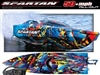 "Spartan 36"" Brushless Race Boat with TSM: Rock and Roll (TRA570764T4)"