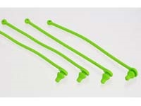 Body Clip Retainer, Green (4) TRA5753
